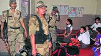 In a bypoll first, EC deploys central forces on all polling booths instate