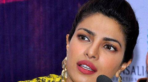 Priyanka Chopra, who has stepped into the shoes of boxer Mary Kom in an upcoming biopic of the Olympic-winner, says she has invested a part of her soul in the film and her heart will break if it fails at the box office. (Source: PTI)