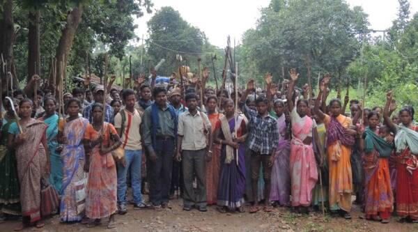 It was an extraordinary show of solidarity from the Manki-Munda Sangh of Bandhgaon block, whose 216 Mundas and nine Mankis – traditional leaders who inherit their titles – decided on September 16 to protest the molestation. Source: Manas Chaudhary