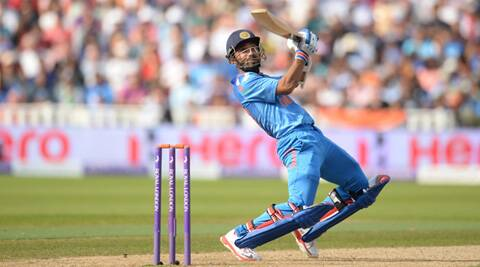 Opening the innings in absence of regular opener Rohit Sharma, Akinkya Rahane smashed his maiden ODI ton on Tuesday (Source: Reuters)