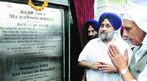 Opposed for years, riots memorial may getgo-ahead