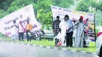 Rain plays spoilsport at PAU Kisan Mela; hits small vendors,farmers