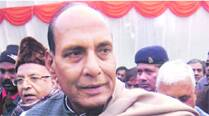 CPM angry at turban honour for Rajnath
