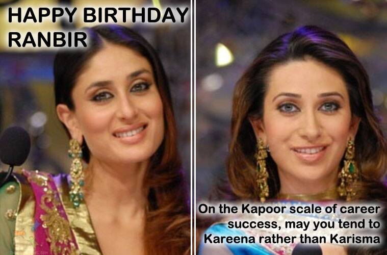 Express LOL wishes Ranbir Kapoor a happy birthday – Bollywood Birthday Card