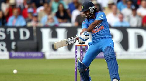 Ambati Rayudu provided solidity for India in the middle order. (Source: AP)