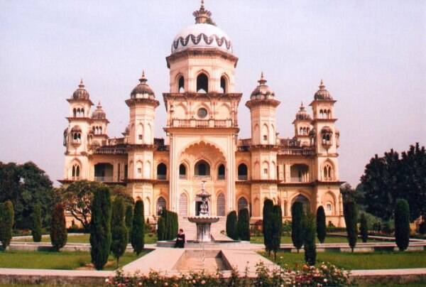 The Raza Library, once a royal residence, today is the largest, richest collection of ancient manuscripts, especially from Persia, Iran, Afghanistan and China. (Source: Wikipedia)