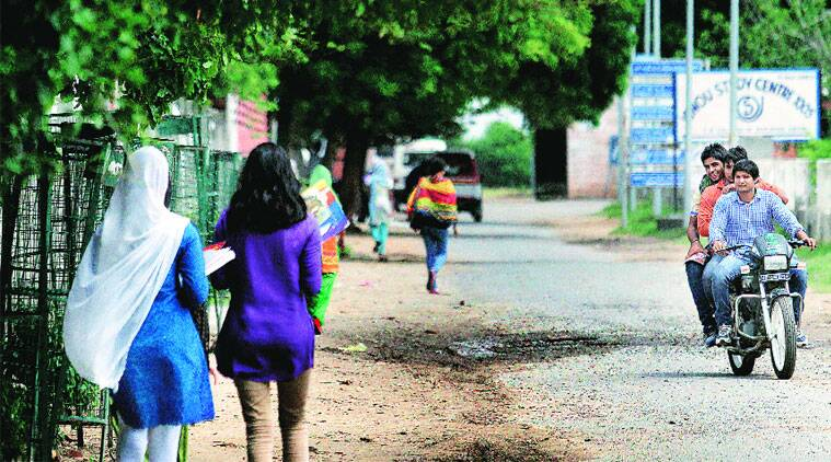 Walk the line: In Rohtak, the streets are a hostile space for young women