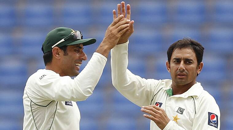 It wasn't just the 'doosra' but all of Saeed Ajmal's deliveries were illegal (Source: File)