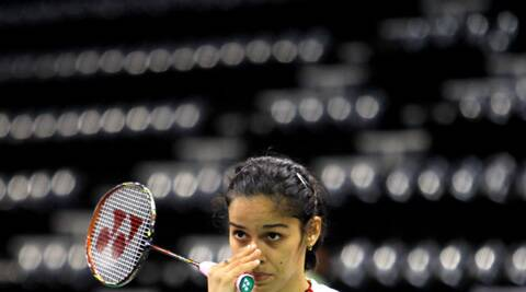 In the last few years, Saina has had to contend with sharing the coach with other singles players including PV Sindhu and P Kashyap (Source: Express Photo byt Ravi Kanojia)