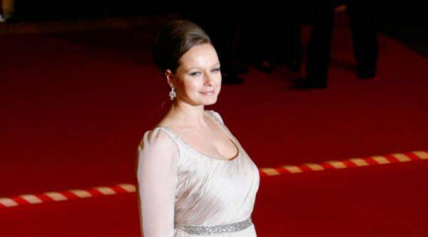 Samantha Morton: I was doing Ok and then suddenly the Rotherham thing comes up. (Source: Reuters)