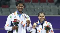 Sania-Saketh's gold marks India's successful campaign