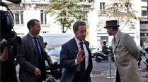 Sarkozy corruption probe suspended: source