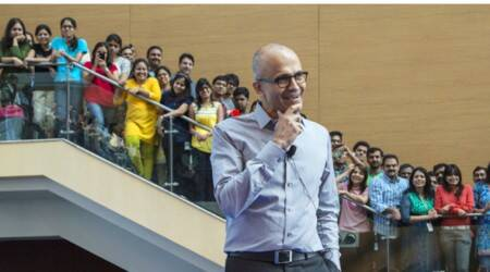 Be a source of energy for others: Nadella's lesson for India's youth