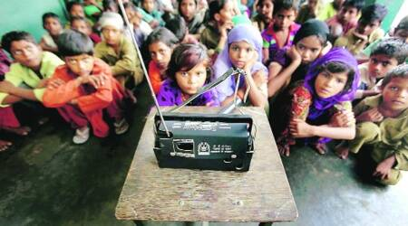 In Muzaffarnagar school, radio brings them closer toModi