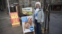 Survey in Scotland predicts narrow victory for united UK