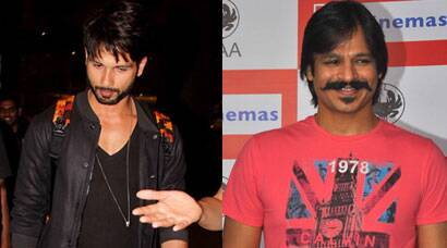 Shahid back home with dad and sister; Vivek celebrates birthday with cancer patients