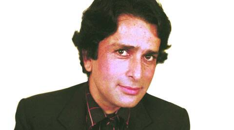 The dapper and suave Shashi Kapoor in his heydays