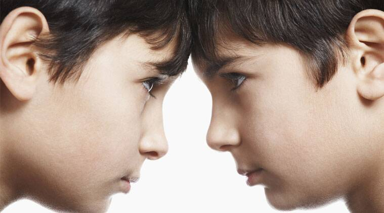 Here's how sibling rivalry can take an ugly turn