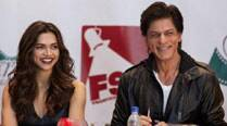 Shah Rukh Khan's SLAM! Tour gets a special song