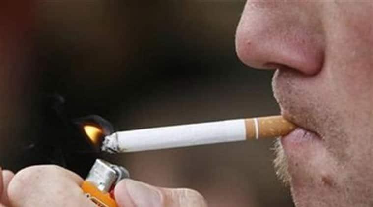 smoking, brain disease