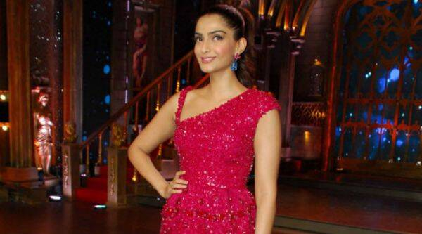 Sonam Kapoor: The reason I did 'Khoobsurat' was because I just believe in a happily ever after...
