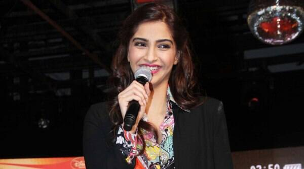 The two recently hosted an episode of 'Yeh Hai Aashiqui' and Sonam was thrilled about her anchoring stint on the show.