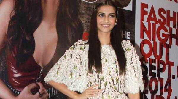 """The 29-year-old may be linked to her """"I Hate Luv Storys"""" director Punit Malhotra and """"Mausam"""" co-star Shahid Kapoor, but she is yet to find her man. (Source: Varinder Chawla)"""