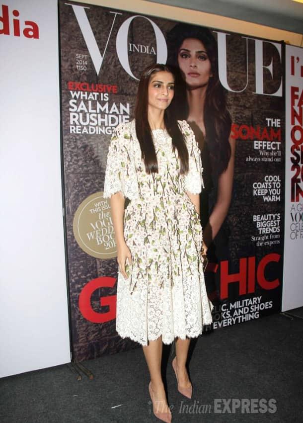Arjun Kapoor joins fashionistas Deepika and sister Sonam