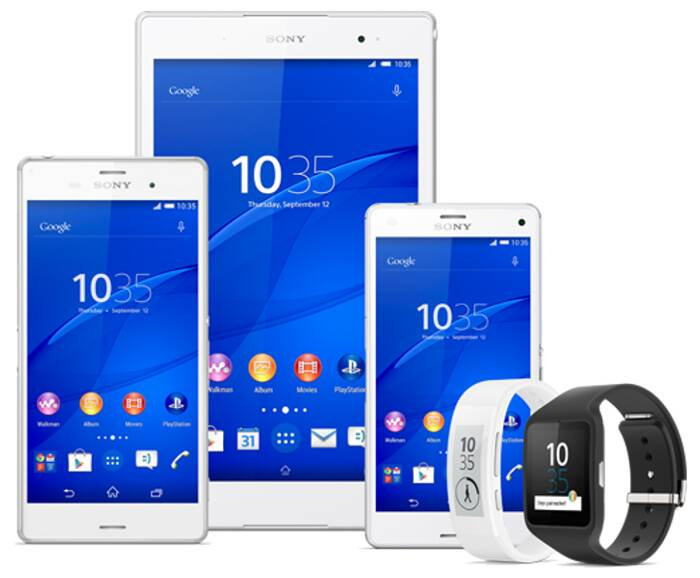 Express at IFA 2014: Gadgets launched by Samsung, Sony, Nokia and HTC