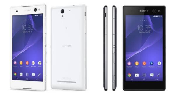 Sony xperia c3 the indian express sony xperia c3 review reheart Images
