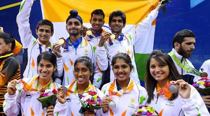 Asian Games 2014: India mark historic day, claim ten medals on day eight