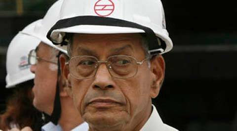 "E Sreedharan said that the DMRC had ""nothing to do"" with Alstom UK. (Reuters)"