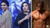 Deepika, Farah Khan motivated Shah Rukh to achieve his abs