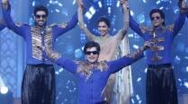 SRK, Deepika, Abhishek unveil 'Happy New Year's music