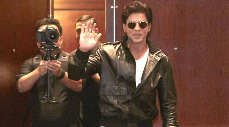 Shah Rukh Khan is very active on Twitter