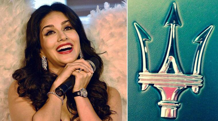 Sunny Leone was super excited to receive a Maserati car from her husband as a surprise gift.
