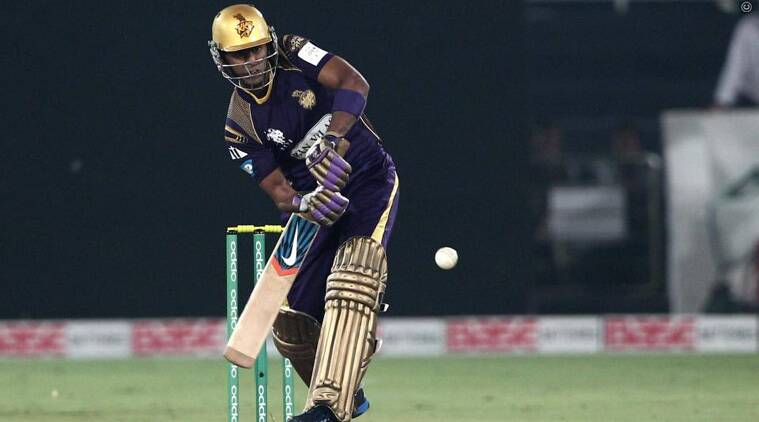 Suryakumar Yadav fired a 19-ball 43 to power KKR to their 12th win on the trot (Source: BCCI)