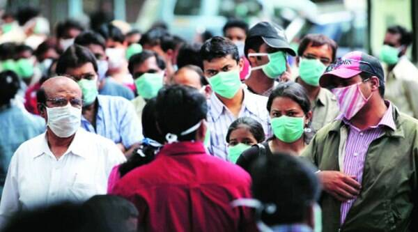 25 tested positive for swine flu,16 discharged after treatment. (Source:  Express archive)