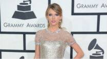 Taylor Swift tops best dressed list