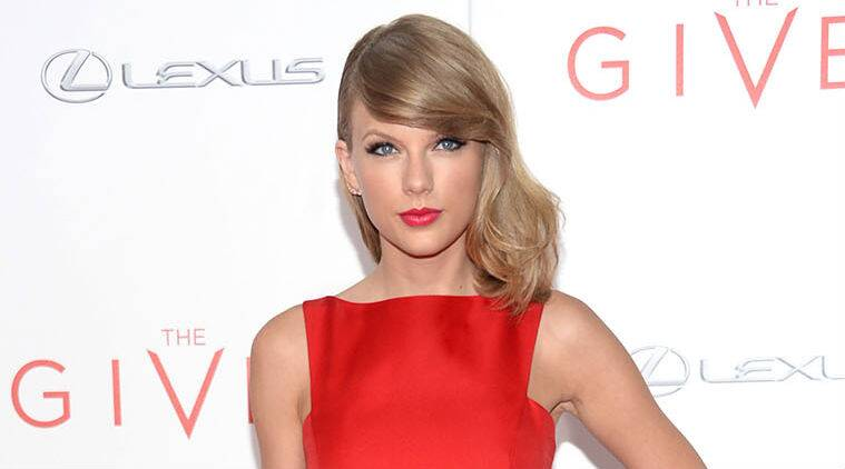 Taylor Swift: I don't have anyone whose feelings are on the line except for me. (Source: AP)