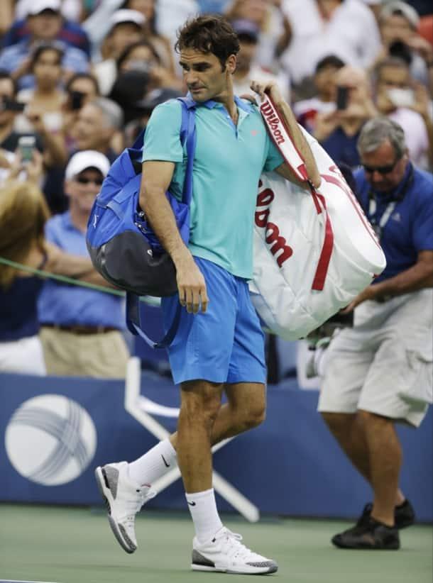 Roger Federer, Novak Djokovic face surprise exit at US Open