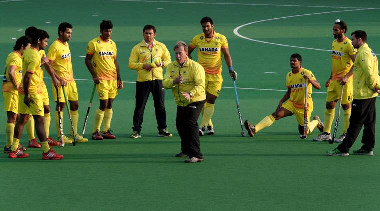 Terry Walsh resigns as hockey chief coach