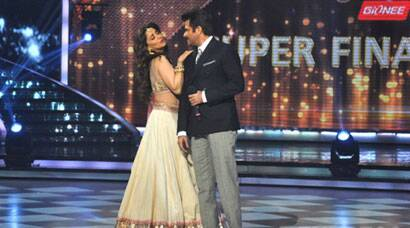 The 'Tezaab' effect on Jhalak: Anil Kapoor, Madhuri Dixit shake a leg