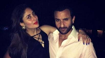 Kareena Kapoor celebrates birthday with hubby Saif, sister Karisma