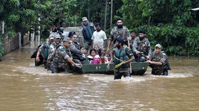 Flood situation worsens in Assam, claims eight lives