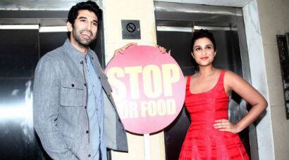 PHOTOS: On a food yatra with  Aditya, Parineeti and their 'Daawat-e-Ishq'