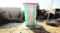 Toilets for every house: Sulabh launches campaign from Badaun's KatraSadatganj