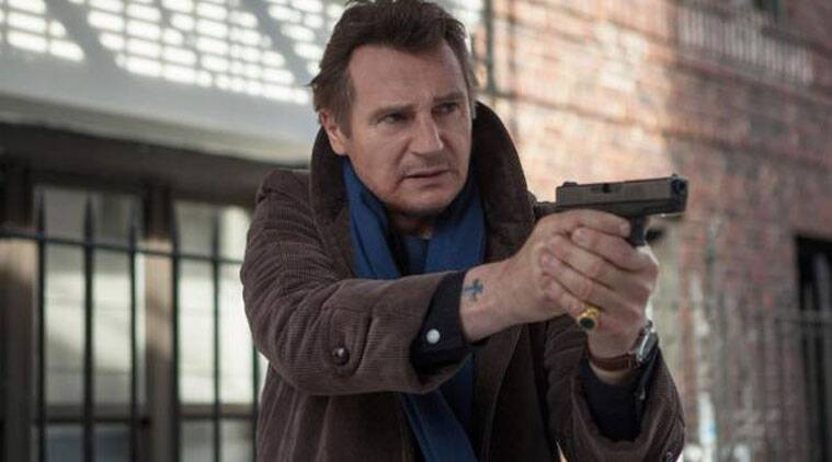 A Walk Among The Tombstones review.