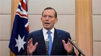 Australian PM Tony Abbott not in favour of burqa in parliament