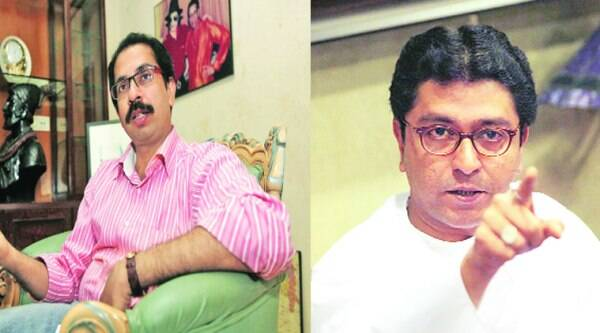 While Raj Thackeray's MNS performed miserably in the Lok Sabha polls earlier this year, Uddhav's party Shiv Sena rode the Modi wave.